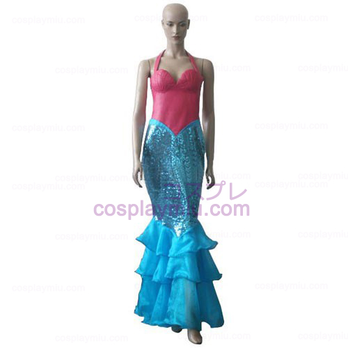 Mermaid Cosplay Costume