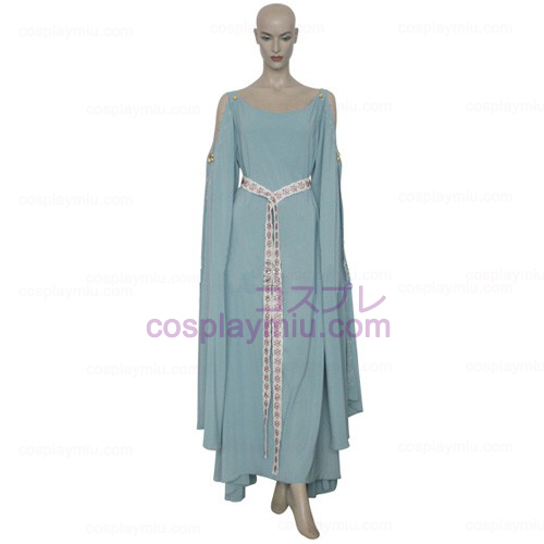 King Arthur Guienevere Cosplay Costume