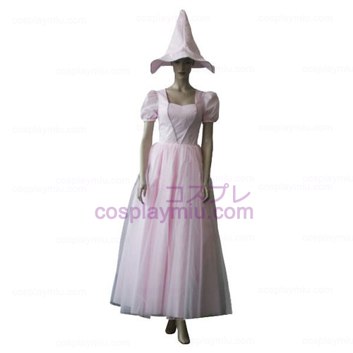 Good Witch Pink skirt Cosplay Costume