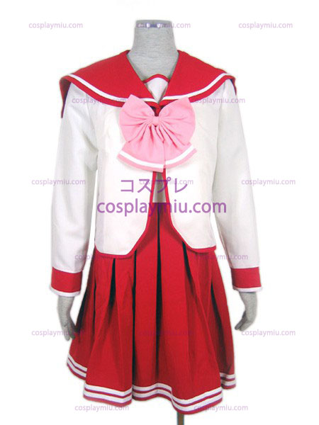Women's Heart School Uniform Sky Kiyoshi (to Heart2)