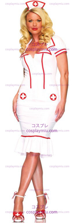 Miss Diagnosis Adult Costume