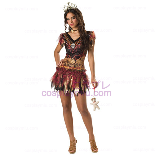 Voodoo Sweetie Teen Costume