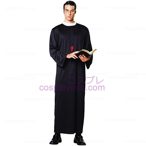 Priest Robe Adult Costume