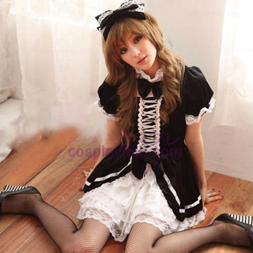 Lovely Lolita Maid Outfit/Maid Costumes