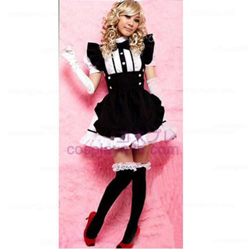 Barbie Luxurious Palace Maid Outfit/Lolita Maid Costumes