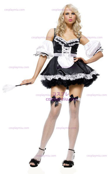 French Maid Sexy Adult Costume