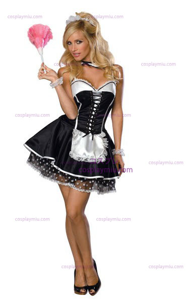 Sexy Maid Adult Costume