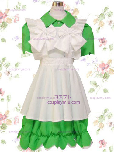 Maid Style Lolita Cosplay Costume