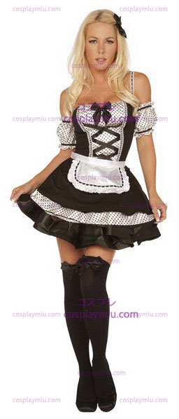 Maid To Please Costume