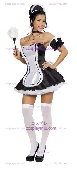 4PC At Your Service Costume
