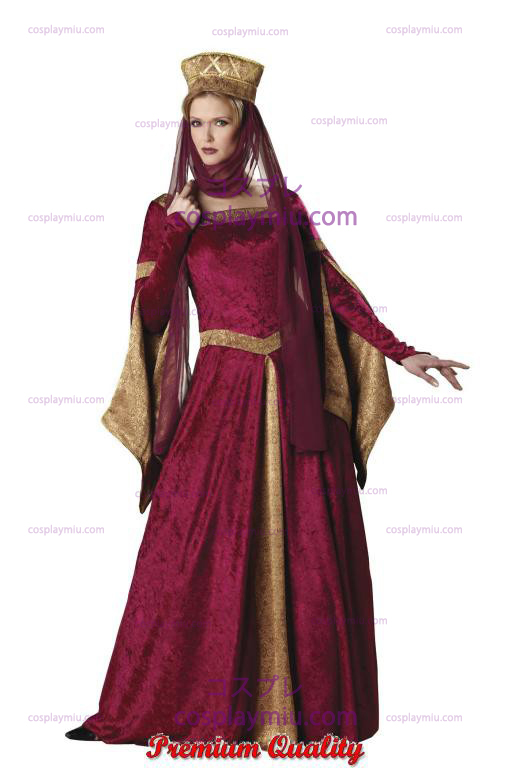 Maid Marian Adult Costume
