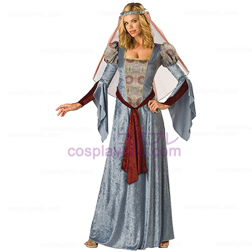 Beautiful Maid Marian Adult Costume