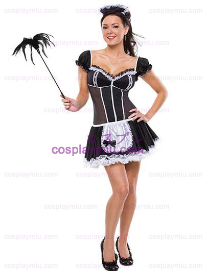 Naughty Maid Costume