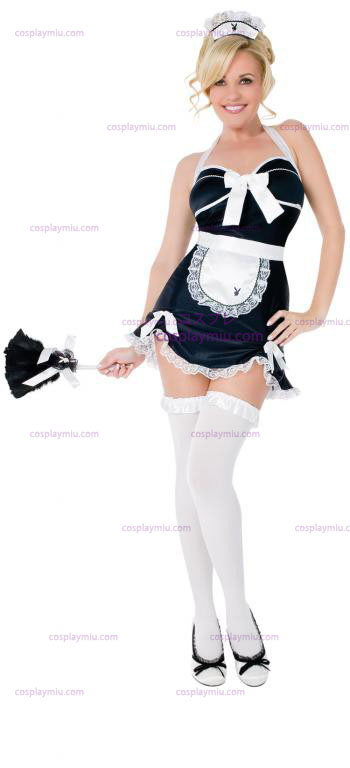Playboy Classic French Maid Adult Costume