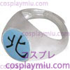 Naruto Cosplay Accessories Akatsuki Kakuzu Hoku (North) Ring