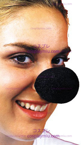Nose Sponge Animal,Black