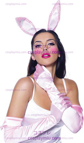 Bunny Kit Pk Gloves Ears Tail
