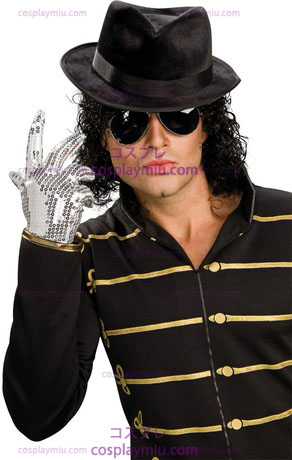 Mj Silver Glove Child