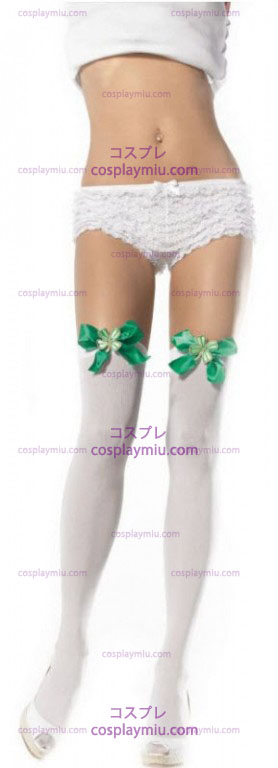Shamrock Thigh Highs