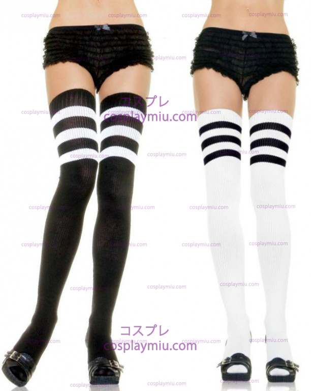 Knit Thigh High Stockings