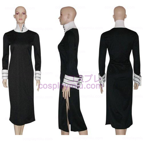 Soul Eater Chrona Halloween Cosplay Costume
