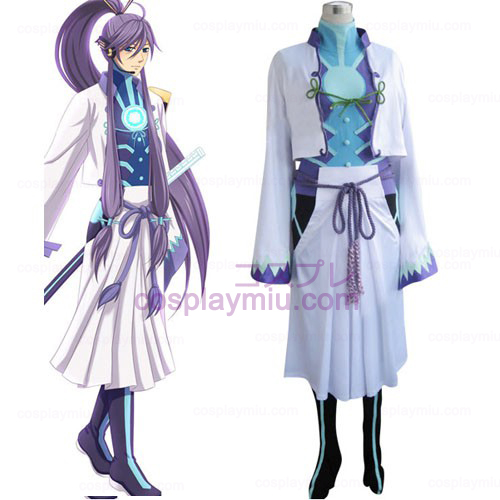 Vocaloid Kamui Gackpoid Halloween Women Cosplay Costume