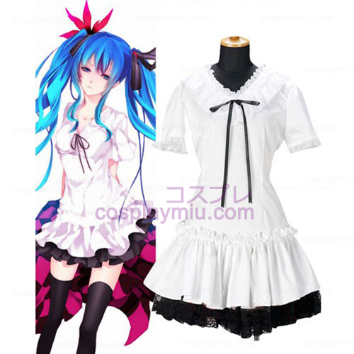 Vocaloid Miku Women's Cosplay Costume