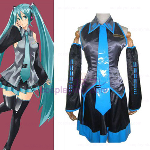 Vocaloid Miku Hatsune Halloween Women Cosplay Costumes