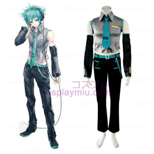 Vocaloid Mikuo Men Cosplay Costume