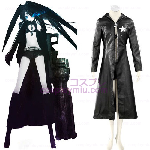 Vocaloid Rock Shooter Women's Cosplay Costume