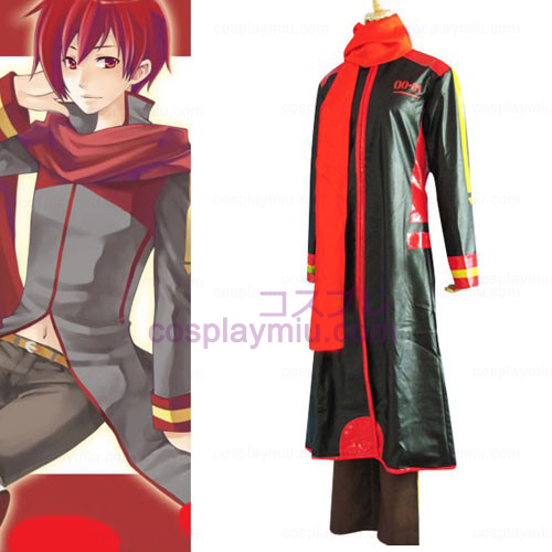 Vocaloid Akaito Men's Cosplay Costume