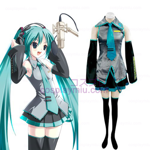 Vocaloid Hatsune Miku Women's Cosplay Costume
