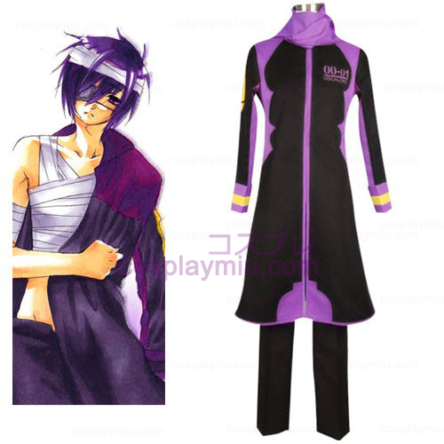Vocaloid Taito Halloween Men's Cosplay Costume