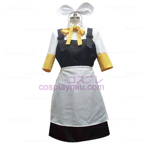 Vocaloid Kagamine Rin Women Cosplay Costume