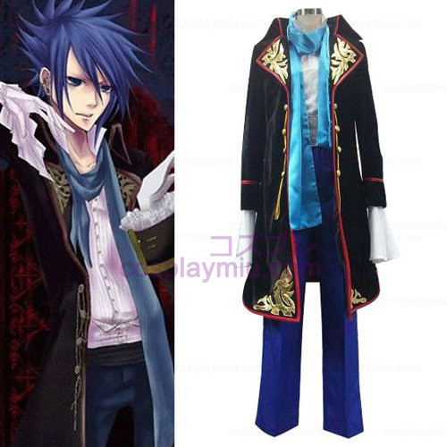 Vocaloid Kaito Men Cosplay Costume