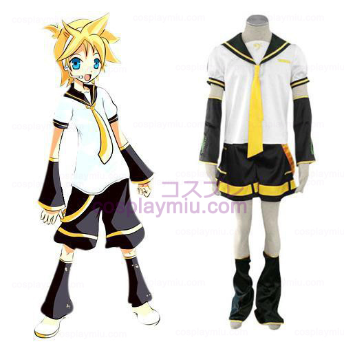 Vocaloid Len Men's Cosplay Costume