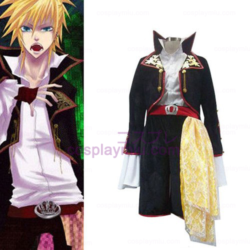 Vocaloid The Grave Of The Scarlet Dragon Cosplay Costume