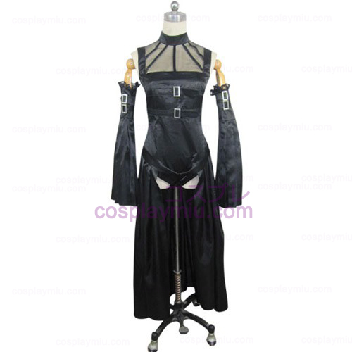 Chobits Freya Black Cosplay Costume
