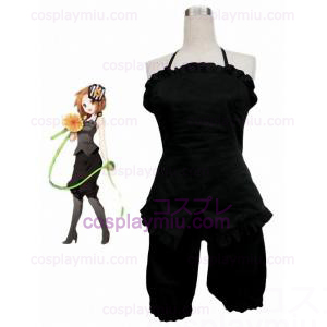 K-ON! Tayinaka Ritsu 65% Cotton 35% Polyester Cosplay Costume