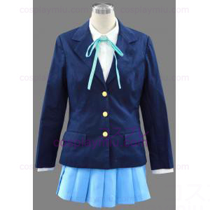 The Second K-ON! Takara High School Girl Uniform Cosplay Costume