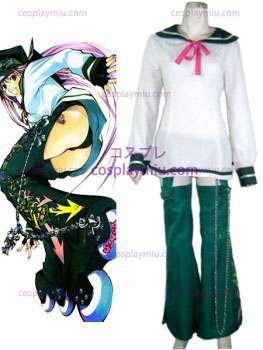 Air Gear Simca Halloween Women's Cosplay Costume