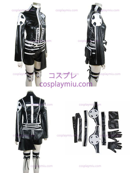 D.Gray-man costume