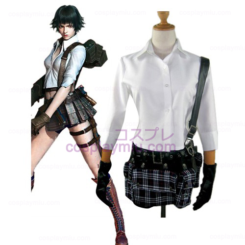 Devil May Cry 3 Dante's Awakening Cosplay Costume