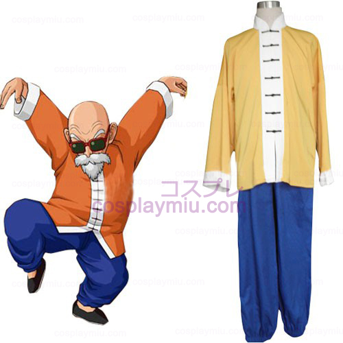 Dragon Ball Cosplay Costume