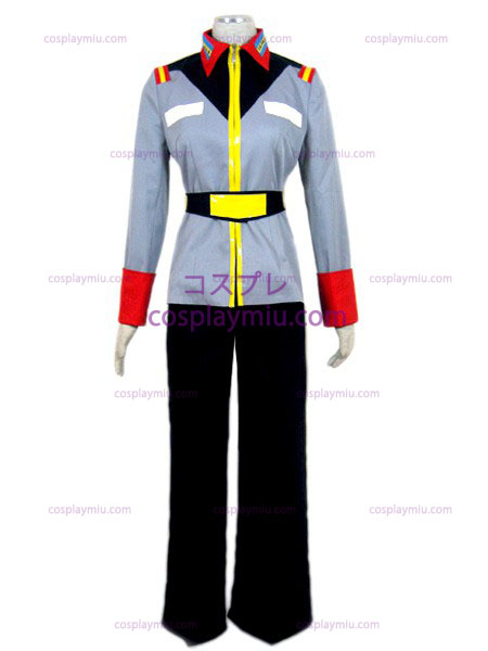 Women's uniform Earth Federation Forces Mobile Suit Gundam 0096