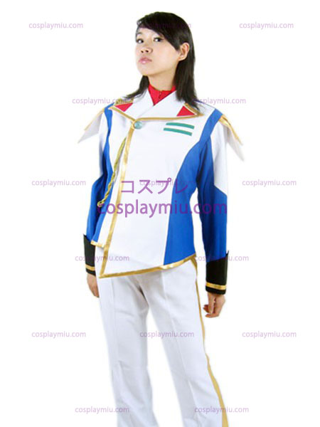 Gundam SEED fate of Ka Jiali costume