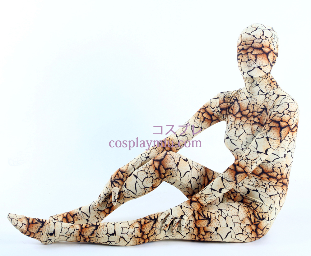 Animal Prints Lycra Zentai Suit
