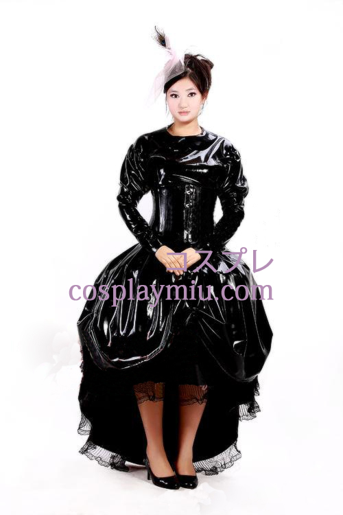 Luxury Latex Ball Gown