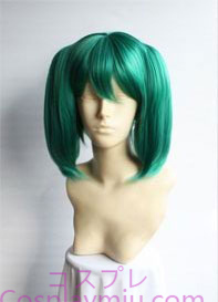 Macross Ranka Lee Long Cosplay Wig
