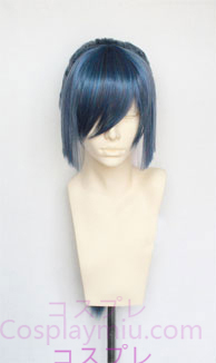 Macross Saotome Alto Long Cosplay Wig